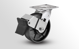 E-Line Stainless Maxim Fiberglass Wheel Casters